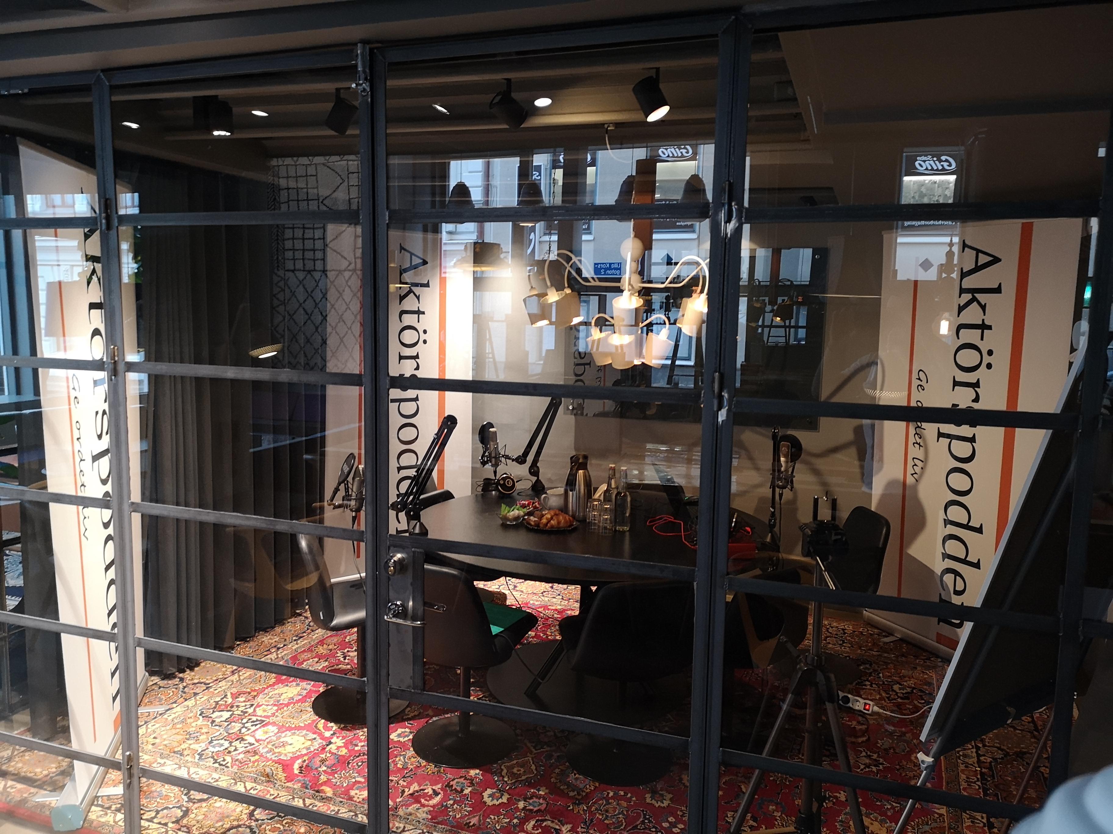 Studio Aktörspodden